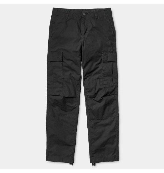 Carhartt WIP Carhartt WIP Regular Cargo Pant Rinsed Black
