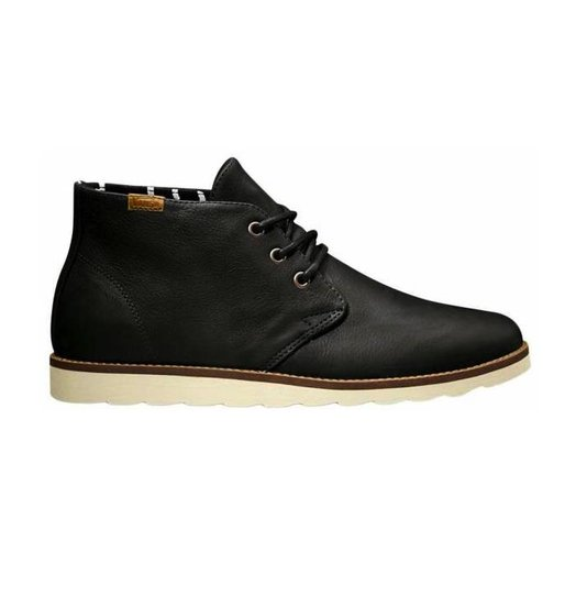 Vans Vans Desert Chukka - Black Leather