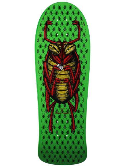 Powell-Peralta Powell Peralta OG Bug Deck - Green 9.85