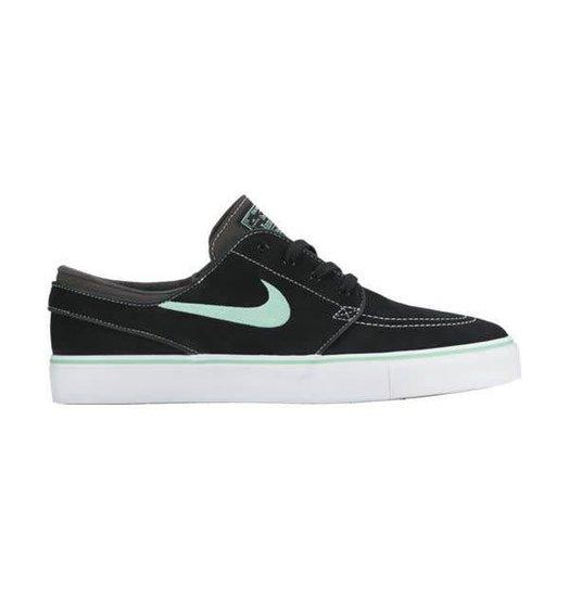 Nike Nike Janoski - Black/Green Glow/Anthracite
