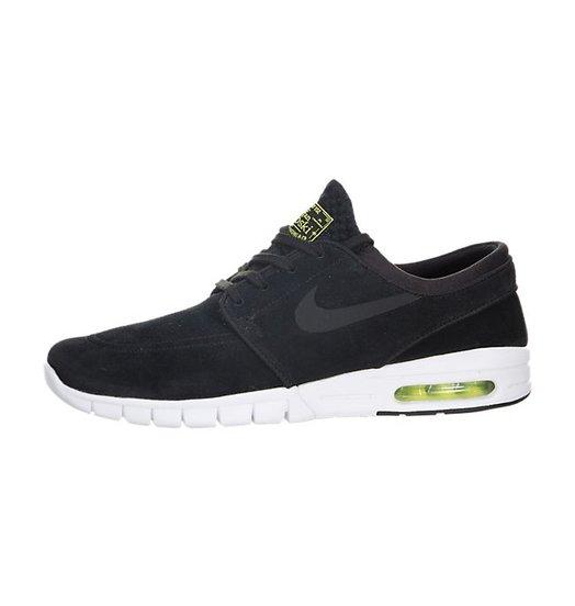 Nike Nike Janoski Max L - Black/Black/Cyber White
