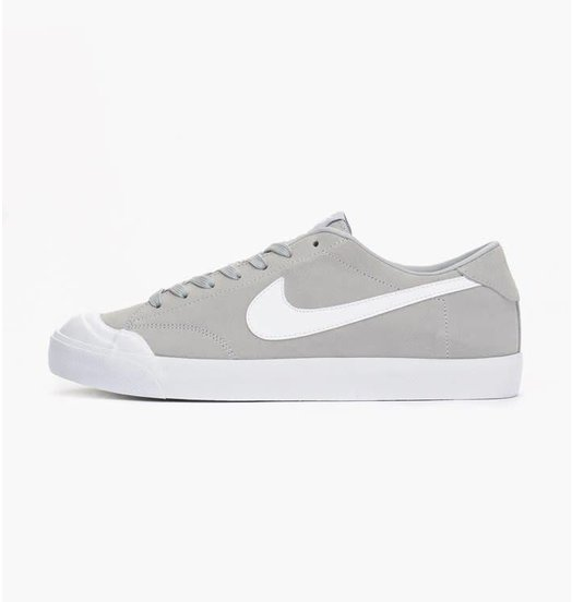 Nike Nike All Court CK - Wolf Grey/White