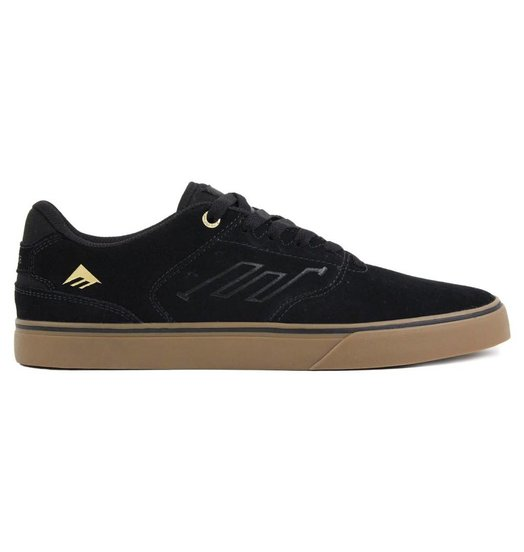 Emerica Emerica Reynolds Low Vulc - Black/Gum