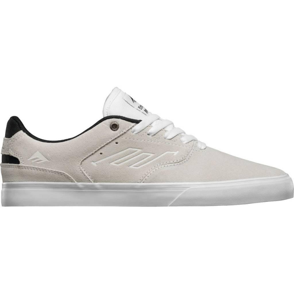 6c941539e84b Reynolds Low Vulc White Black - Ninetimes Skate Shop
