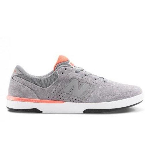 New Balance Numeric New Balance Stratford 533 - Grey/Fire/White