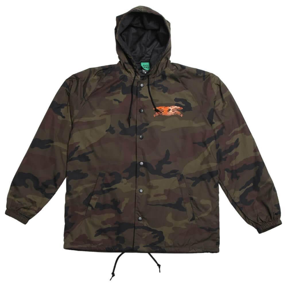 Antihero Antihero Stock Eagle Jacket - Camo