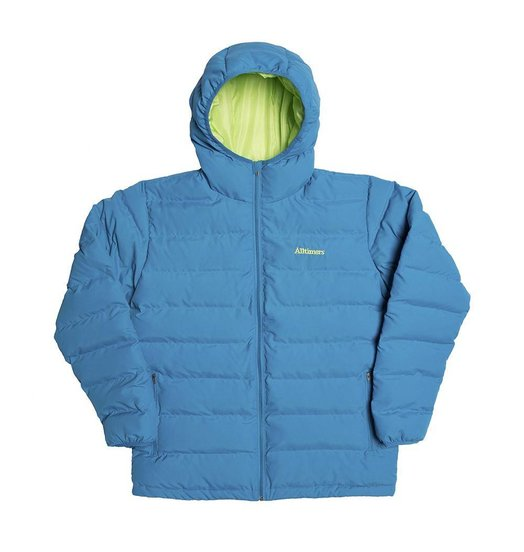 436079e000f20 Alltimers Alltimers Friends Puffer Jacket - Blue