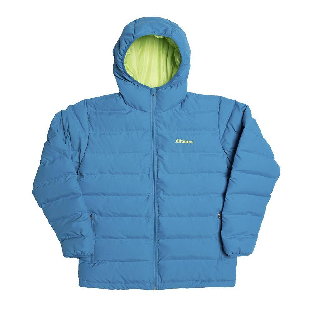 Alltimers Alltimers Friends Puffer Jacket - Blue