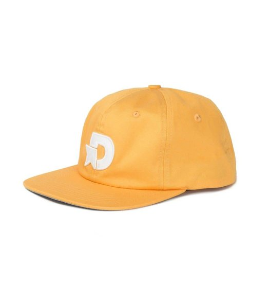 40664530cd3bd Dime Dime D Star Snapback Cap - Yellow