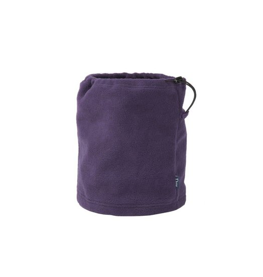 Dime Dime Fleece Neck Warmer - Purple