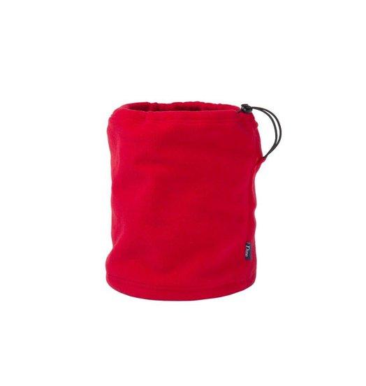Dime Dime Fleece Neck Warmer - Red