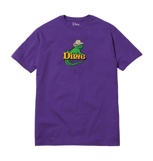 Dime Dime Dr Shadowblade Tee - Purple