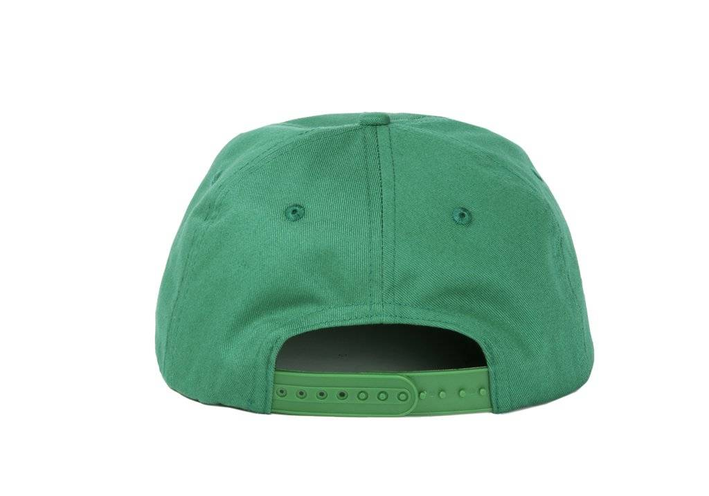 Dime Dime D Star Snapback Cap - Green
