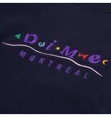 Dime Dime Montreal Crewneck - Navy