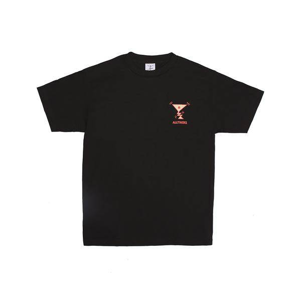 Alltimers Alltimers Action Tee Black