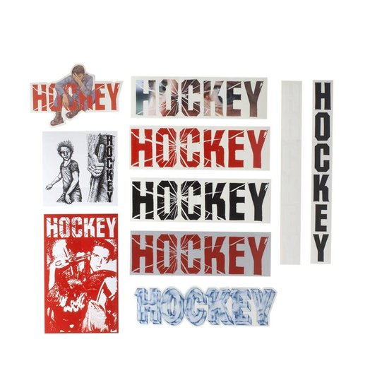 Hockey Hockey Sticker Pack