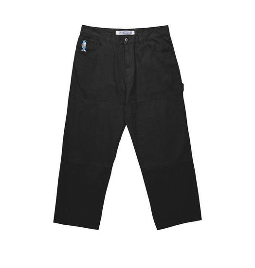 Polar Polar '93 Canvas Pants - Black