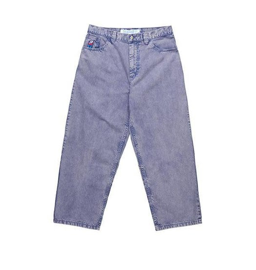 Polar Polar Big Boy Jeans - Light Purple
