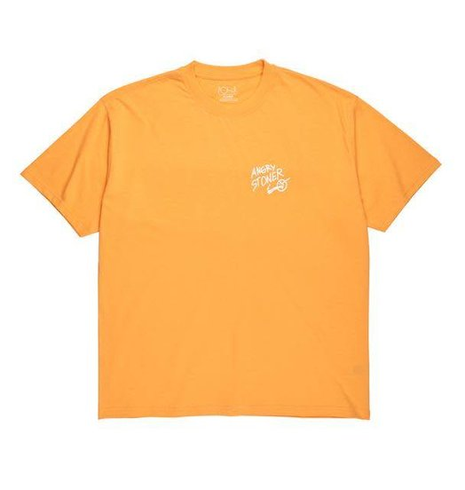 Polar Polar Angry Stoner Tee - Orange