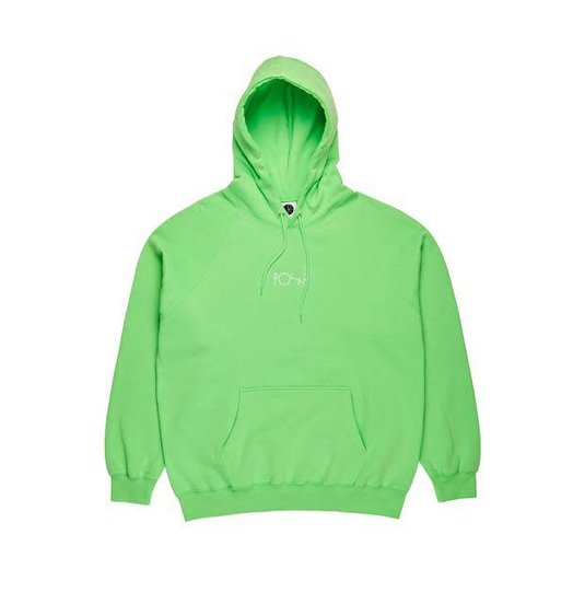 Polar Polar Default Hoodie - Summer Green
