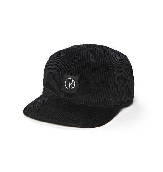 Polar Polar Corduroy Cap - Black