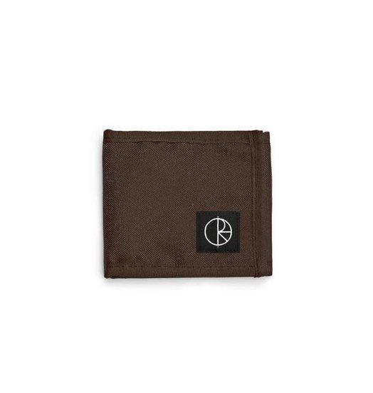 Polar Polar Cordura Wallet - Brown