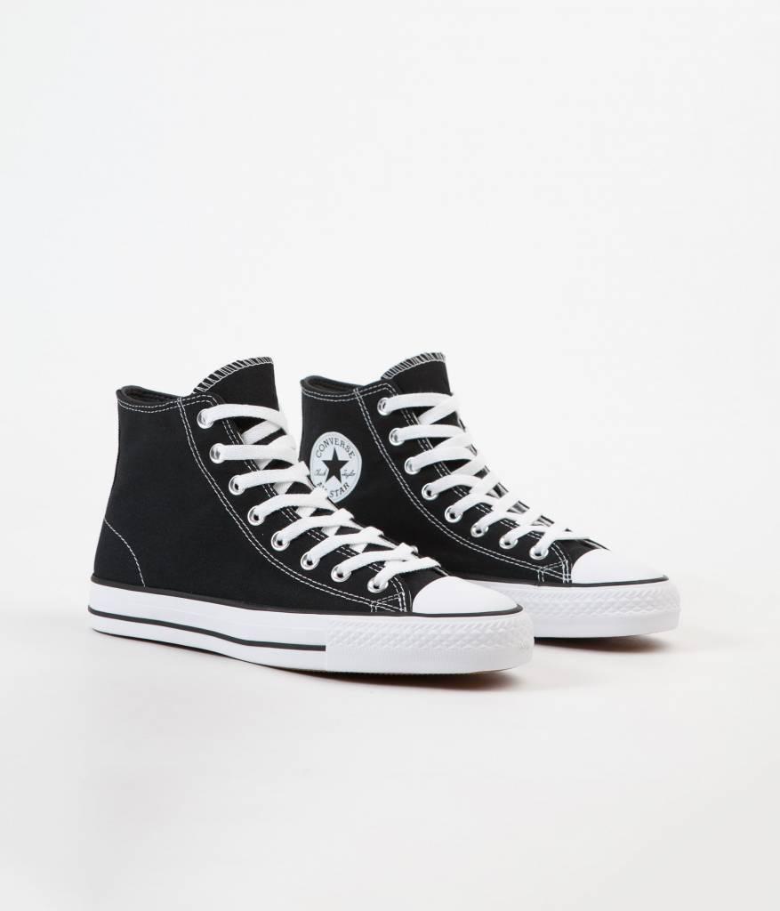 Converse Converse Canvas CTAS Hi Pro - Black/White
