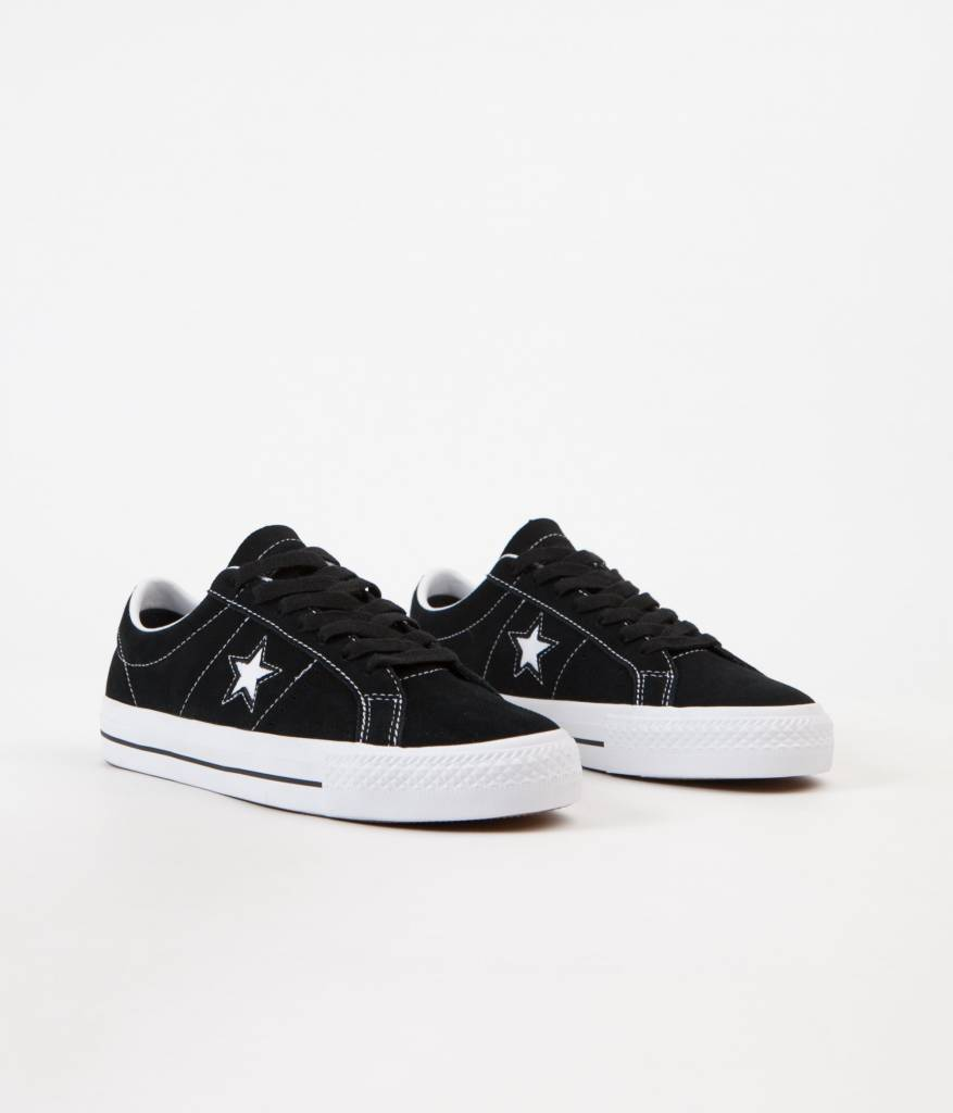 Converse Converse One Star Pro -  Black/White