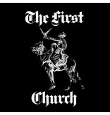 Fucking Awesome Fucking Awesome First Church Tee - Black