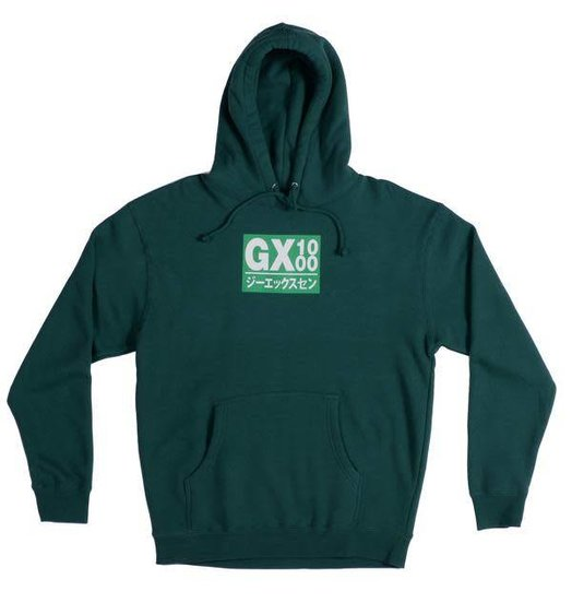GX1000 GX1000 Japan Hood Green