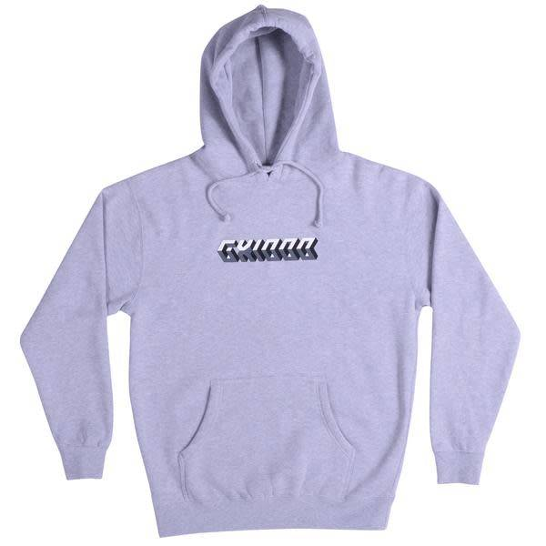 GX1000 GX1000 3D Hood Heather Grey