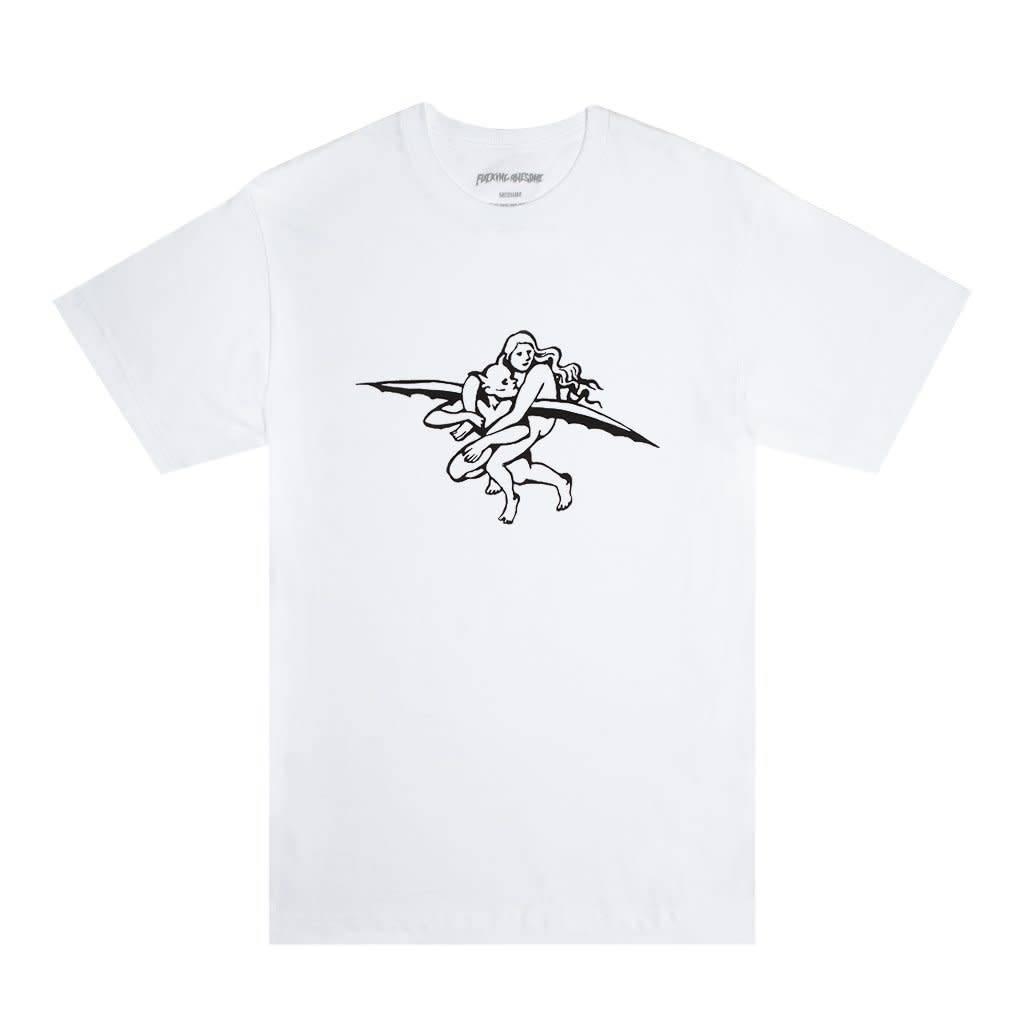 Fucking Awesome Fucking Awesome Flying Demon Tee - White