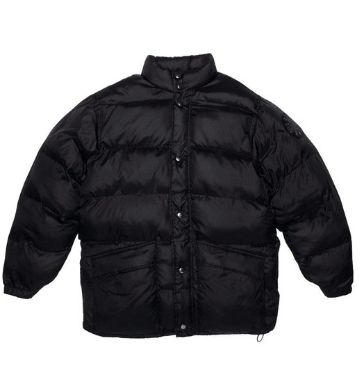 Fucking Awesome Fucking Awesome Spiral Puffer Jacket Black
