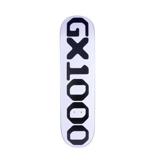 GX1000 GX1000 OG Logo Deck - 8.25 Or 8.5