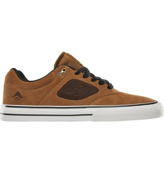 Emerica Emerica Reynolds 3 G6 Vulc - Tan/Brown