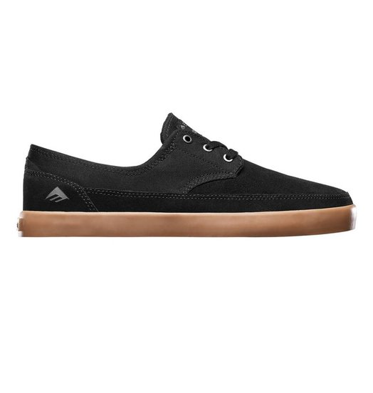 Emerica Emerica Troubador Low Leo Romero - Black/Gum