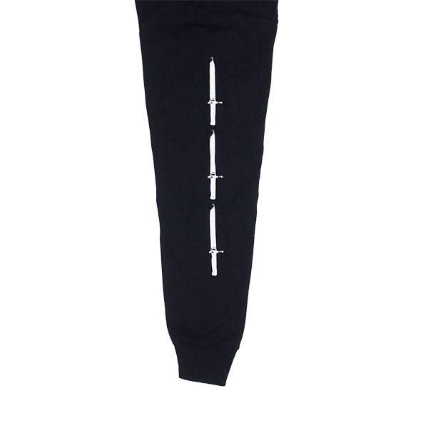 BA.KU. BA.KU Standard Longsleeve - Black