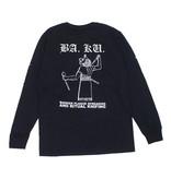 BA.KU. BA.KU. Standard Longsleeve - Black