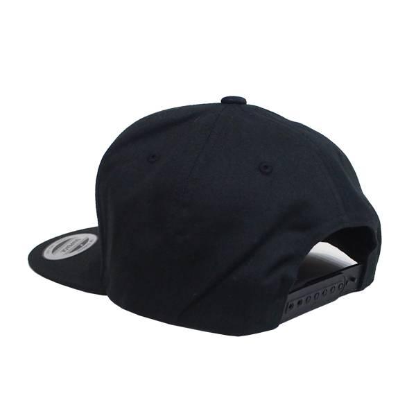 BA.KU. BAKU Snapback - Black