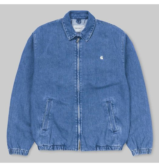 Carhartt WIP Carhartt WIP Madison Jacket Denim