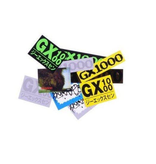 GX1000 GX1000 Sticker Pack