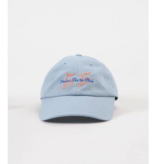 Polar Polar Skate Club Cap - Blue