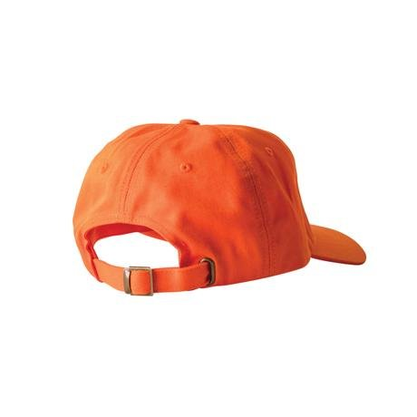 Welcome Welcome Scrawl Unstructured Slider Hat - Orange/Black