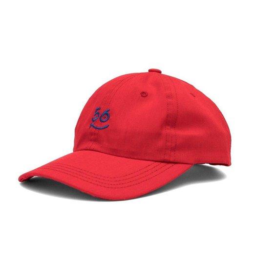 Bronze 56K Bronze 56K Smiley Hat - Red