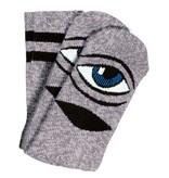 Toy Machine Toy Machine Sect Eye Socks - Pink/Grey Heather