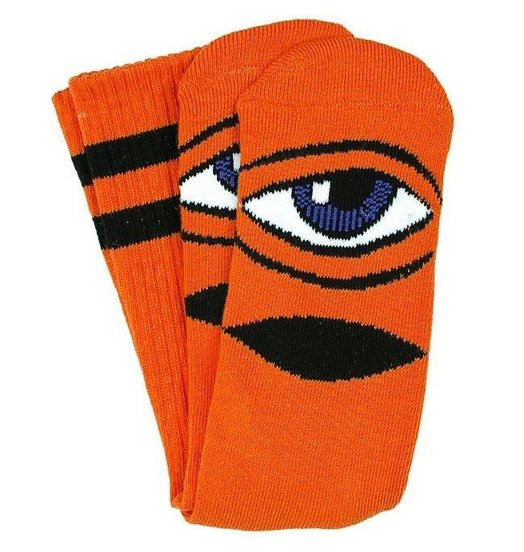 Toy Machine Toy Machine Sect Eye Socks - Orange