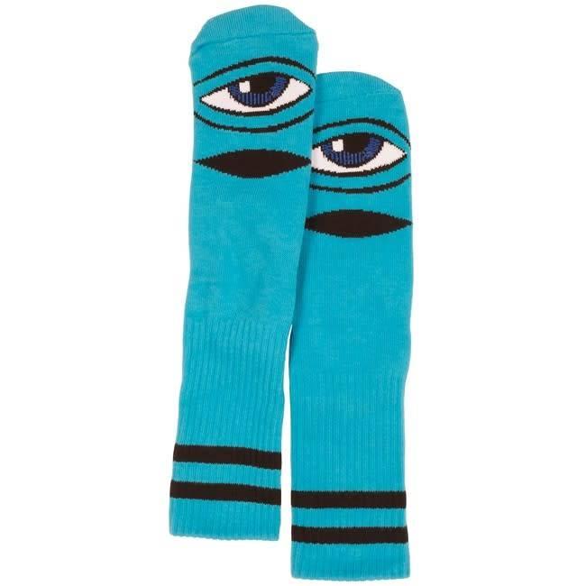 Toy Machine Toy Machine Sect Eye Socks - Blue