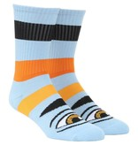 Toy Machine Toy Machine Sect Eye Big Stripe Socks - Blue
