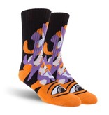 Toy Machine Toy Machine Barfer Socks - Orange