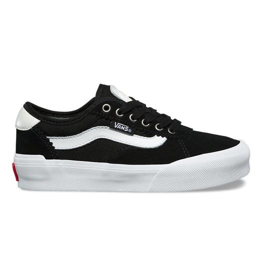 5872ba3f6910 Vans Vans Chima Pro 2 Youth - Black White